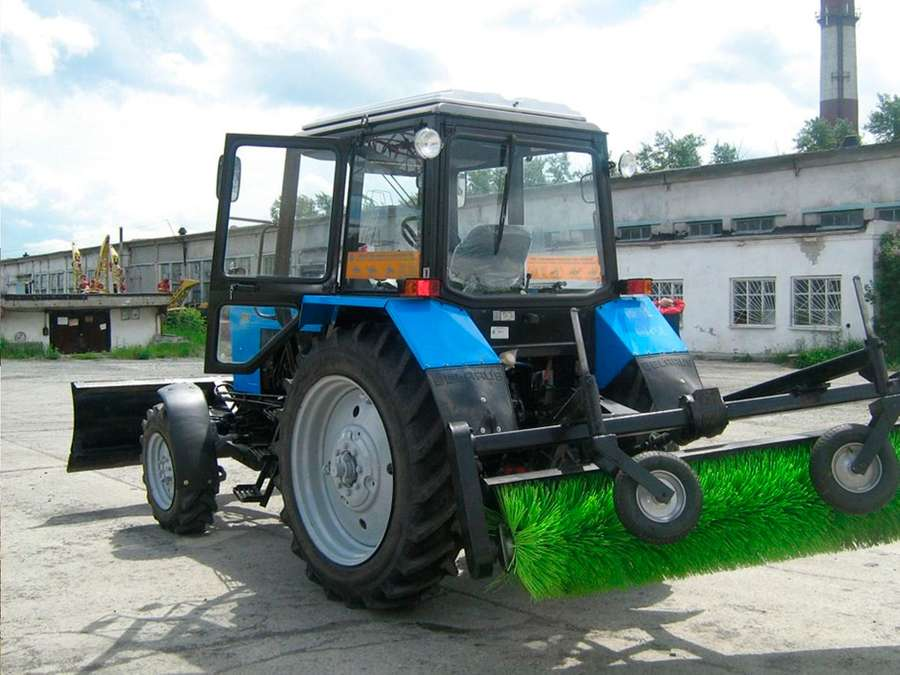 Колёсный трактор МТЗ 82.1