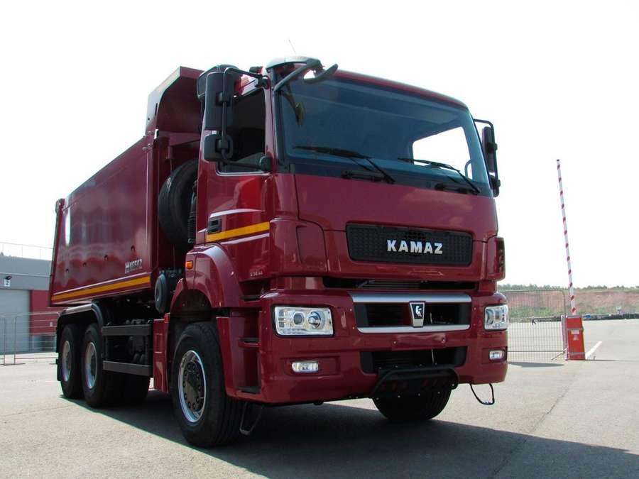 КАМАЗ 6520 Люкс