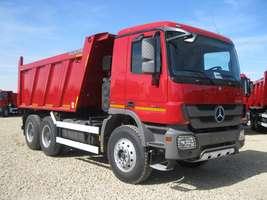 Услуги cамосвалала Mercedes-benz 3341 K в Вельске
